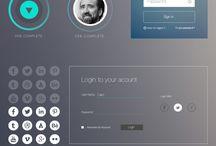 UI Design / User interface