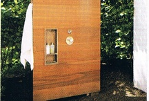 Outdoor Shower / by Alice Tutt