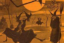 Halloween ilustrations