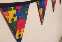 Little country bunting co. / Bunting handmade by me :-)