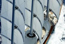 Sailing Boats / Sailing on Maltese Falcon, amazing ...