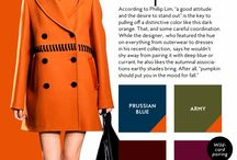 Color Homework - Orange
