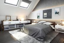 5 Best Attic Room Ideas that can Improve your Life Style / Some ideas from the web to renovate your attic space.
