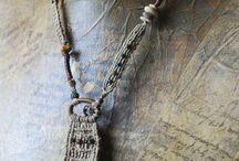 macrame amulets