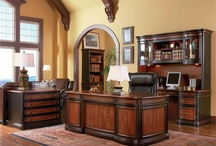 Executive Office Desks / Home office furniture, desks, file cabinets, book shelves