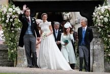 PIPPA MIDDLETON'S WEDDING 20th May 2017