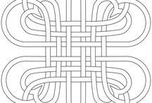 Keltische patronen