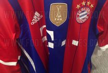 Football / Sharing football news of clubs or players I support, and new Jerseys.