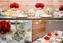 Christmas event ideas / Ideas for bring the festive season to your next event
