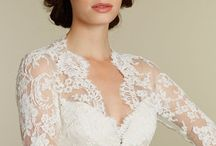 Wedding dresses / Just a selection of styles and ideas / by K M