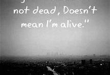 Died inside