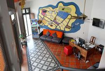 Backpacker Hostels / I've stayed at these backpacker hostels, with varying results.