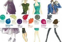 colori moda inverno 2013 / estetica