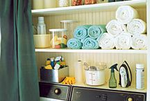 LAUNDRY  Room / by Martha Cavazos Fipps