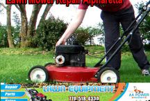 Toro lawn mower repair / AA power providing the best for lawn equipment repairs serving the North Atlanta cities of Roswell. If you are searching for the expert to your lawn repairs then simply visit at http://aapower.net.