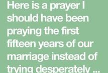prayer to save marriage