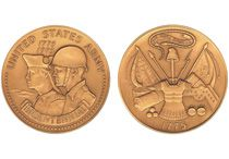 Military Coins and Medals