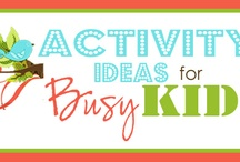 Stuff for the kid! / by Amanda Splittorf