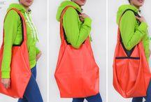 Torby, torebki i plecaki / wykroje i tutoriale na torby, torebki, plecaki, nerki, saszetki, kosmetyczki, piterki, neseserki, kuferki, walizki, kufry, paki i skrzynie (szyte oczywiście).