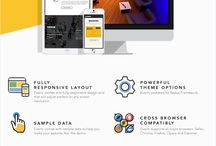 Top Wordpress Themes for: Events   Festivals   Workshops