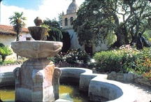 CALIFORNIA MISSIONS / I grew up in the shadow of the San Luis Rey Mission, the King of Missions. Such simple grandeur!