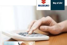 Simulasi Kredit #Suzuki   DP & Bunga Murah