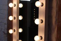 Hollywod Mirrors / Vanity Lights