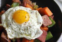Waffle Wednesday (Breakfast for Dinner)
