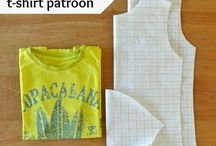 patroon van bestaand kledingstuk maken