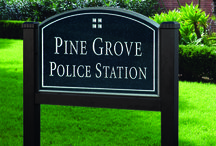 Outdoor Signs / Outdoor signs will help keep your visitors informed, whether at a park, pool or patio, building entrances or parking lots.