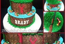 Cake ideas / by Donna Guill