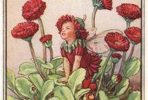 Elfen und Engel Kinder