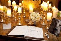 wedding decor details / by Laura C