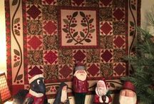 Kerst Quilts