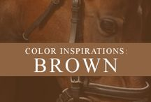 Color Inspiration: Brown