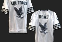 All Things Air Force / Here is a collection of US Air Force items including rings, necklaces and bracelets.