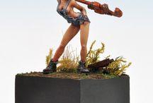 Modellbau Figuren