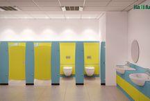 Nursery Toilet Cubicles