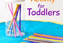 Infant/Toddler/PS Fine Motor Activities