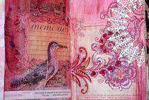 Art Journaling / by Dana Smith