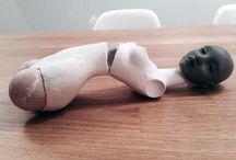 BJD/ doll - sculpt