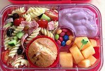 Kids school lunch