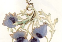Art Deco and Art Nouveau Jewels / Stunning designs to wear.
