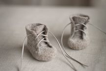 children's wear: booties