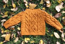One true yarn / Beautiful baby/ kids knitwear