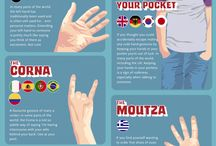 Languages / Every language, even body and sign languages can be here