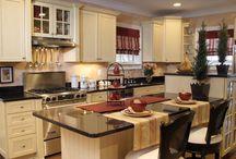 Kitchen Reno / by Stephanie Jamison