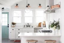 Home: Kitchen & Living Room