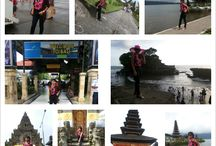 Holiday at Bali