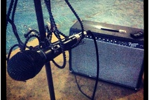 Music Equipment / Mesa Boogie, Fender, Gibson, Schecter, Paul Reed Smith, Roland, Akai, Zildjan, Orange, Peavey, Marshall, BlackStar, Yamaha, Miller, Stratavarious, Ibanez, MXL, Audiotechnica, Panasonic, Rode, Shure